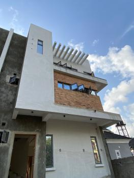New 4 Bedroom Semi Detached Duplex + Bq, Osapa, Lekki, Lagos, Semi-detached Duplex for Sale