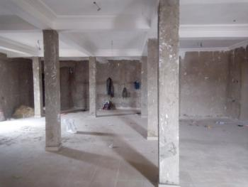 Newly Built Open Spaces on Ground, 1st and 2nd Floors, Off Ipaja-ayobo Road, Ipaja, Lagos, Shop for Rent