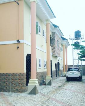 Sharp One Bedroom Flat with 2 Toilets and Modern Features, New Layout Estate Rumuewhara, Off Rumuokwurusi Tank, Rumuokwurusi, Port Harcourt, Rivers, Flat for Rent