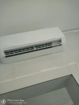 Brand New Room & Parlor with Ac, Gas Cooker Extractor, Lekki Ajah Addo Road, Ado, Ajah, Lagos, House for Rent