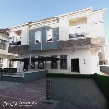 Distress Four Bedroom Semi Detached Duplex Ikota Villa Estate, Ikota, Lekki, Lagos, Semi-detached Duplex for Sale