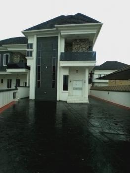 Brand New 4 Bedroom Detached Duplex with Bq, Ikota Villa Estste Behind Mega Chicken, Ikota, Lekki, Lagos, Detached Duplex for Rent
