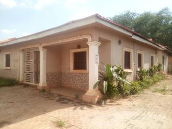 Spacious Three Bedroom Bungalow, Lokogoma, Lokogoma District, Abuja, Detached Bungalow for Rent