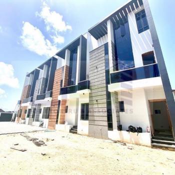 90% Complete Smart 4 Bedroom Terrace Duplex, Ikate Elegushi, Lekki, Lagos, Terraced Duplex for Sale