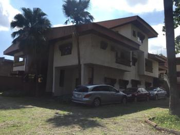 7 Bedroom Mansion Sitting on 1200sqm of Land, Ajao Estate, Isolo, Lagos, Detached Duplex for Sale