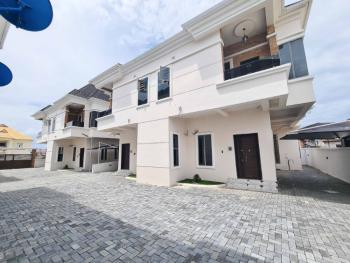 Brand New and Well Finished 4 Bedroom Semi-detached Duplex with Bq, Ologolo, Lekki, Lagos, Semi-detached Duplex for Sale