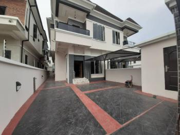 Luxury 4 Bedroom Semi Detached Duplex with Maids Room, Chevron Drive, Lekki Phase 2, Lekki, Lagos, Semi-detached Duplex for Sale