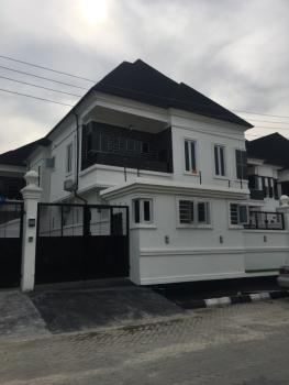 Newly Built 5bedroom Fully Detached Duplex with Bq, in a Well Secured Estate After First Toll Gate, Lekki Phase 2, Lekki, Lagos, Detached Duplex for Sale