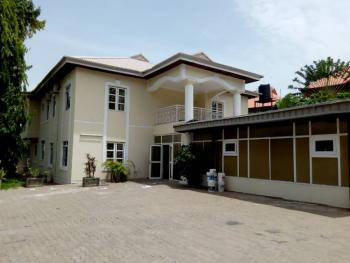 6 Bedrooms Detached Duplex with 1 Bedroom Chalet and 2 Rooms Bq, Off Aminu Kano Crescent, Wuse 2, Abuja, Detached Duplex for Rent