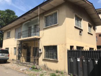 2 Units of 4 Bedroom Flats, Toye Kuti Street By Water Cooperation, Jibowu, Yaba, Lagos, Block of Flats for Sale