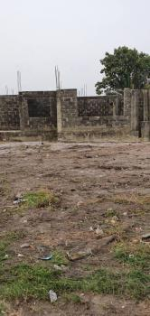 Land with  Uncompleted Building, Greenland Estates, Ogombo, Ajah, Lagos, Residential Land for Sale