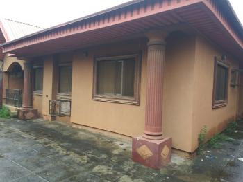 Direct Brief of 3 Bedroom Semi Detached Bungalow with B/q, Off Beson Idahosa Street, Ajao Estate, Isolo, Lagos, Semi-detached Bungalow for Sale
