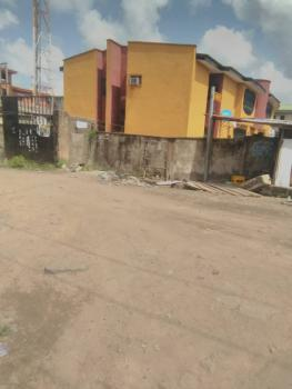 Direct Brief of 4 Nos 3 Bedroom Flats on Corner-piece, Alh. Sanusi Street Off, Ago Palace, Isolo, Lagos, Flat for Sale
