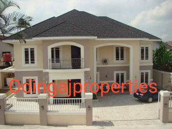 Luxury 5 Bedroom Fully Detached Duplex, Rumuibekwe, Port Harcourt, Rivers, Detached Duplex for Sale