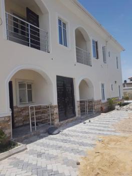 Self Service 3bed Room Flat, Gated Estate Close to Blenco Supermkt, Sangotedo, Ajah, Lagos, Flat for Rent