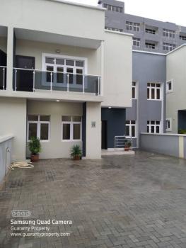 Premium 4 Bedroom Semi-detached Duplex with 1 Room Bq, Dideolu Estate, Oniru, Victoria Island (vi), Lagos, Semi-detached Duplex for Sale