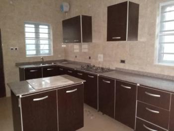 Self Service 4 Bedrooms Semi Detected Duplex with a Bq, Gated Estate Ologolo, Ologolo, Lekki, Lagos, Semi-detached Duplex for Rent
