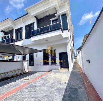 Top Notch 4 Bedroom Semi-detached Duplex with Bq, Chevron, Lekki, Lekki, Lagos, Semi-detached Duplex for Sale