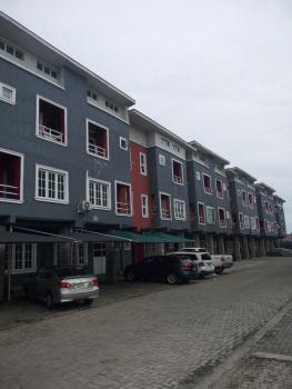 Brand New Fantastic 5 Bedroom Duplex with Excellent Facilities, Chevron Paradise Estate, Lekki, Lagos, Terraced Duplex for Rent