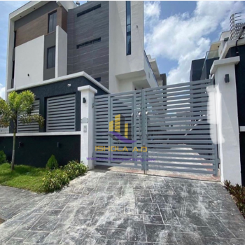 Exquisitely Finished 3 Bedroom Terrace Duplex, Banana Island, Ikoyi, Lagos, Terraced Duplex for Sale