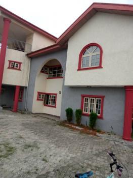 a Newly Renovated 5 Bedroom Duplex + All Rooms Ensuite, Fountain Springville Estate, Novare Shoprite Monastery Road, Sangotedo, Ajah, Lagos, Detached Duplex for Rent