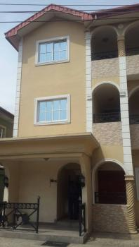 4 Bedroom Duplex, Tinubu Close, Ilupeju, Lagos, Terraced Duplex for Rent