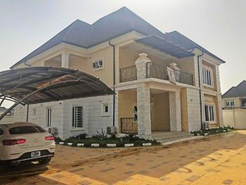 Supper Luxury 6 Bedroom Fully Detached Mansion with 2rooms Bq,pool,, Kaura District  By Games Village, Games Village, Kaura, Abuja, House for Sale