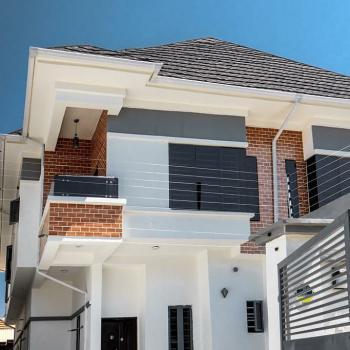 Beautifully Built 4 Bedroom Semi-detached Duplex with 1 Room Bq, Ajiwe Estate, Ajiwe, Ajah, Lagos, Semi-detached Duplex for Sale