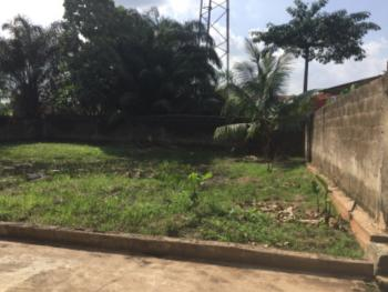 a Fenced Plot of Land Measuring About 1000sqm in a Gated Estate, Shalom Estate Arepo Few Minutes Drive From Isheri, Gra, Magodo, Lagos, Residential Land for Sale