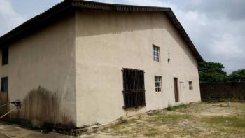 Warehouse on One and Half Plots of Land, Oke Afa, Isolo, Lagos, Warehouse for Sale