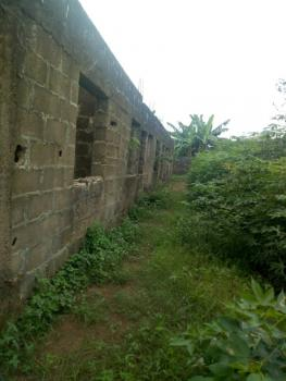 Land with 4 Numbers of 2 Bedroom Flat at Lintel Level, Aboru, Alimosho, Lagos, Residential Land for Sale