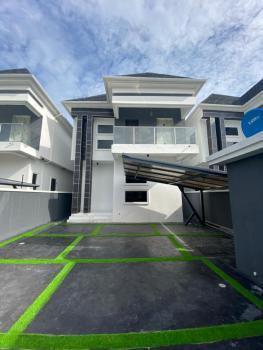 Luxury 5bedroom Semi Detached Duplex + Bq, Lekki Phase 1, Lekki, Lagos, Semi-detached Duplex for Sale
