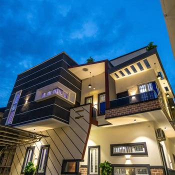 Property Type Newly Built  Switchless Smart, Benue Vista Estate, Lafiaji, Lekki, Lagos, Semi-detached Duplex for Sale
