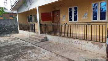 2 Units of 3 Bedroom Flat on a Plot of Land, Ekoro Road, Sadiku Bus Stop, Abule Egba, Agege, Lagos, Block of Flats for Sale