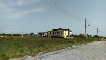 Dry Land with Gate, in a Neighborhood with Infrastructures Developed, Beechwood Estate; Bogije Lakowe  Facing Lekki Express, Lekki, Lagos, Mixed-use Land for Sale
