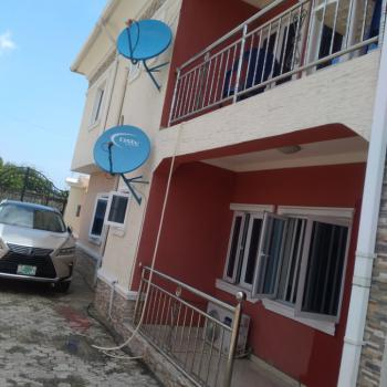 a Very Clean 3 Bedroom Flat, Silver Point Estate Addo, Badore, Ajah, Lagos, Flat for Rent