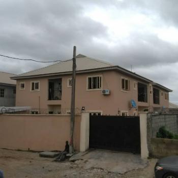 Block of 4 Flats and a 2 Bedroom Bungalow, Osaretin Uwaifo Street, Awoyaya, Ibeju Lekki, Lagos, Block of Flats for Sale