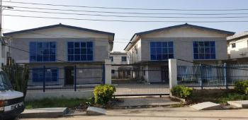 2 Numbers 6 Bedroms Detached Houses with 1 Bq Each on 1170m2 Land Area, Victoria Island (vi), Lagos, Detached Duplex for Sale