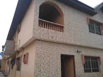 Tastefully 4 Bedroom Duplex with 2 People in Compound, Off Bashiru Shittu Shangisha, Phase 2, Gra, Magodo, Lagos, Flat for Rent