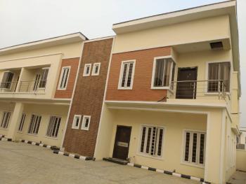 Nicely Done 4bedroom Terrace Duplex, Lekki 2nd Toll Gate, Ikota, Lekki, Lagos, Terraced Duplex for Sale