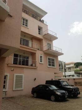 4 Units 3 Bedroom Maisonette & 2 Units 3 Bedroom Apartments + Bq Each, Victoria Island (vi), Lagos, Block of Flats for Rent