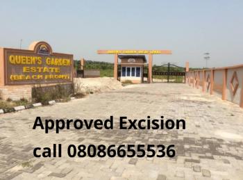 Gated and Fenced Estate Land, Dry Excision Land Facing Coastal Road, Ocean View, Eleko, Ibeju Lekki, Lagos, Residential Land for Sale