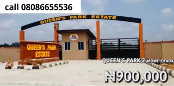 Gated Estate Land with C of O, Mowe Ofada, Ogun, Residential Land for Sale