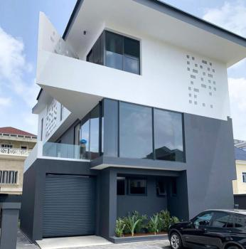 Luxury 4 Bedroom Detached Duplex with Bq, Banana Island, Ikoyi, Lagos, Detached Duplex for Sale