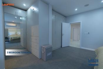 Luxury 2 Bedroom Terrace, Urban Prime Two Abraham Adesanya., Ajah, Lagos, Terraced Duplex for Sale