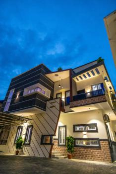 Newly Built Switchless Smart 4 Bedroom Semidetached with a Bq, Buena Vista Estate, Chevron Toll Gate By Orchid Hotel Road, Lekki, Lagos, Semi-detached Duplex for Sale