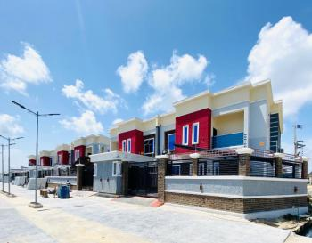 Newly 4 Bedroom Terrace Duplexes at Ikota Lekki, Ikota Lekki Lagos, Ikota, Lekki, Lagos, Terraced Duplex for Sale
