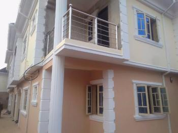 Newly Built Top Notch 3 Bedroom Apartment with Pop Ceilings, Ojodu-abiodun, Ojodu, Lagos, Flat for Rent