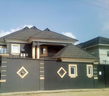 Spacious and Cool 3 Bedroom with Pop Ceilings, Ojodu Abiodun, Ojodu, Lagos, Flat for Rent