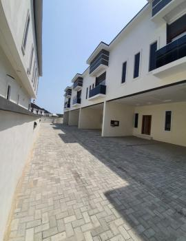 Tastefully Finished 4bedroom Terrace Duplex with Inverter, in a Well Secured Estate, Ikota, Lekki, Lagos, Terraced Duplex for Sale